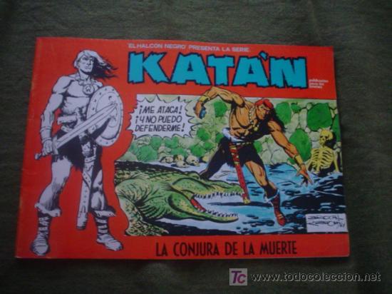 KATAN (URSUS) Nº 8 (Tebeos y Comics - Toray - Katan)