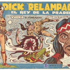 Tebeos: DICK RELAMPAGO ORIGINAL Nº 11,. Lote 4802849
