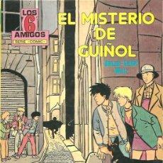 Tebeos: LOS 6 AMIGOS, TORAY 1985 ,EL MISTERIO DEL GUIÑOL, NUEVO, 48 PGS. MAS GUARDAS Y PORTADAS. Lote 14082761