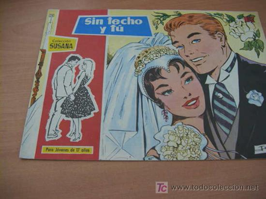 COLECCION SUSANA Nº24 (Tebeos y Comics - Toray - Susana)