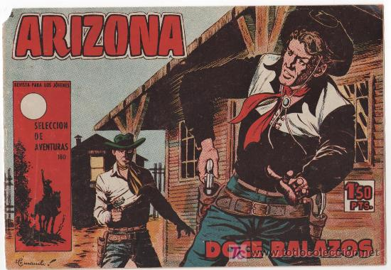ARIZONA ORIGINAL Nº 18, TORAY (Tebeos y Comics - Toray - Otros)