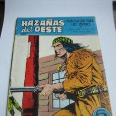 Tebeos: HAZAÑAS DEL OESTE Nº 183 EDICIONES TORAY. Lote 9348560