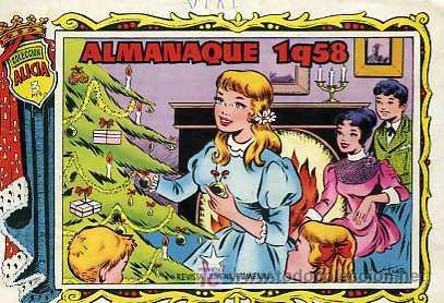 ALICIA AÑO 1958 (Tebeos y Comics - Toray - Alicia)