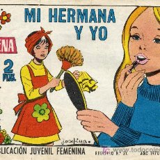 Tebeos: AZUCENA Nº1146 (CUADERNILLO ORIGINAL) DIBUJOS DE JOSEFINA. Lote 6547009