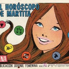 Tebeos: AZUCENA Nº 1209 (CUADERNILLO ORIGINAL) DIBUJOS DE JOSEFINA. Lote 6547113
