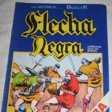 Tebeos: FLECHA NEGRA Nº 7. Lote 14358352