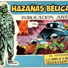 Tebeos: HAZAÑAS BELICAS AZUL Nº 327. Lote 6802990