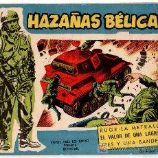 Livros de Banda Desenhada: HAZAÑAS BELICAS EXTRA AZUL Nº 122. Lote 9116587