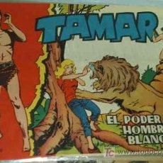 Tebeos: TAMAR Nº 61 ORIGINAL TORAY 1961. Lote 15210548
