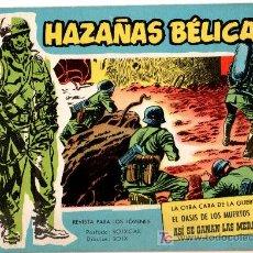 Tebeos: HAZAÑAS BELICAS EXTRA AZUL Nº 189 EXCELENTE ESTADO, COMO NUEVO. Lote 6854992