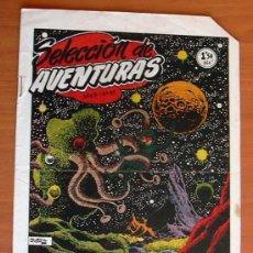 Tebeos: CIENCIA FICCION Nº 57 (SELECCION DE AVENTURAS) - EDICIONES TORAY 1955. Lote 7114687
