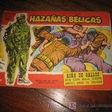 Tebeos: HAZAÑAS BELICAS NUMERO EXTRA 115 . Lote 7565597