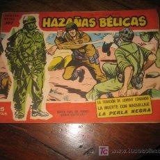 Tebeos: HAZAÑAS BELICAS NUMERO EXTRA 107. Lote 7565714