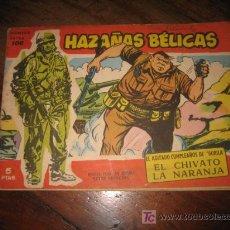 Tebeos: HAZAÑAS BELICAS NUMERO EXTRA 106. Lote 7565723