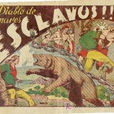 Tebeos: EL DIABLO DE LOS MARES Nº 28 ORIGINAL. Lote 26168585