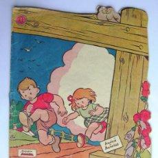 Tebeos: CUENTOS DE LA ABUELITA - TROQUELADOS - Nº 3 - EDICIONES TORAY 1949. Lote 7768482
