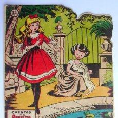 Tebeos: CUENTOS DE LA ABUELITA - TROQUELADOS - Nº 11 - EDICIONES TORAY 1949. Lote 7768659