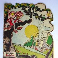 Tebeos: CUENTOS DE LA ABUELITA - TROQUELADOS - Nº 12 - EDICIONES TORAY 1949. Lote 7768680