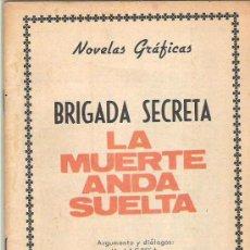 Tebeos: BRIGADA SECRETA - EDICIONES TORAY NUM 178 ****1966. Lote 7900897