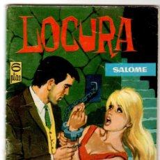 Giornalini: SALOME Nº 220 TORAY 1966, 17 X 12 CMS. 64 PAGINAS. Lote 7916820