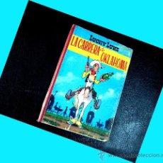 Tebeos: COMIC LUCKY LUKE. LA CARRERA DE OKLAHOMA.. 1ºEDICION 1964. TORAY LOMO DE TELA. ENVIO 6 EUROS. Lote 27003766