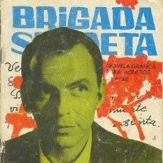 Tebeos: BRIGADA SECRETA Nº 39. Lote 19620291
