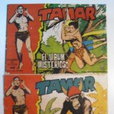 Tebeos: LOTE 2 NUMS TAMAR - TORAY - 1961 . Lote 8486012
