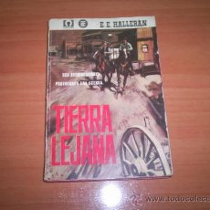 Tebeos: NOVELAS OESTE DE E.E.HALLERAN , EDICIONES TORAY CICLON Nº 50 AÑO 1963 , COLECCIONISTAS. Lote 26447006