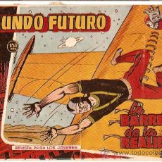 Tebeos: EL MUNDO FUTURO Nº 85 -- TORAY -- ORIGINAL DIFICIL. Lote 23538399
