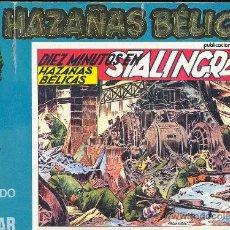 BDs: HAZAÑAS BÉLICAS EXTRA (URSUS) RETAPADO 1.. Lote 26432213