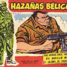 Tebeos: HAZAÑAS BÉLICAS - NUMERO EXTRA 91 - EDICIONES TORAY. Lote 26808651