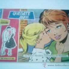 Tebeos: SUSANA Nº 138 QUEDATE AQUI / TORAY 1959. Lote 9038785