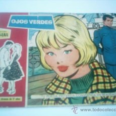 Tebeos: SUSANA Nº 99 OJOS VERDES / TORAY. 1959. Lote 9038830