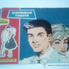 Tebeos: SUSANA Nº 118 DOMINGO TRISTE / TORAY 1959. Lote 9038855
