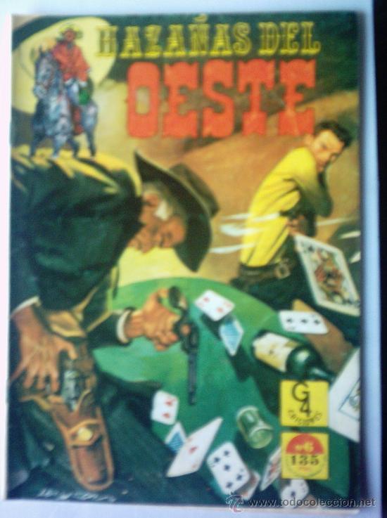 HAZAÑAS DEL OESTE Nº6 (Tebeos y Comics - Toray - Hazañas del Oeste)