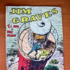 Tebeos: JIM GRAVES, Nº 25 - EDICIONES TORAY 1954. Lote 9140074
