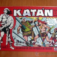 BDs: KATÁN, Nº 4 - EDICIONES TORAY 1960. Lote 9140218