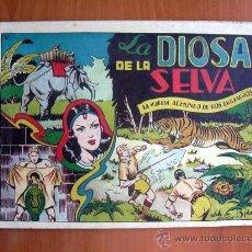 Tebeos: LA VUELTA AL MUNDO DE DOS MUCHACHOS, ALBUM V - EDICIONES TORAY 1951. Lote 9140834