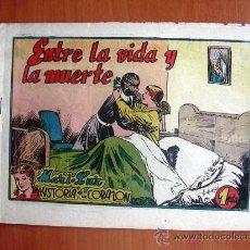 Tebeos: MARI-LUZ HISTORIA DE UN CORAZÓN, Nº 11 - EDICIONES TORAY 1951. Lote 15633174