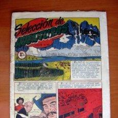 Tebeos: OESTE (SELECCIÓN DE AVENTURAS), Nº 47 - EDICIONES TORAY 1955. Lote 9141137