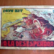 Tebeos: RAYO KIT - ALBUM VIII - EDICIONES TORAY 1950. Lote 14869917