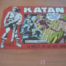 Comics - KATAN Nº 30 ( ORIGINAL ) - 9212917