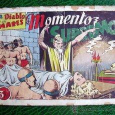 Tebeos: EL DIABLO DE LOS MARES, ÁLBUM Nº 6 - EDICIONES TORAY 1949. Lote 9206414