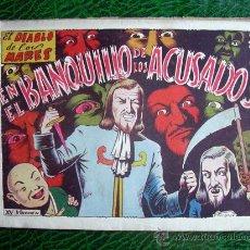 Tebeos: EL DIABLO DE LOS MARES, ÁLBUM Nº 15 - EDICIONES TORAY 1949. Lote 9206447