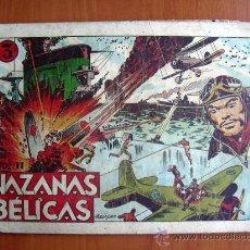 Tebeos: HAZAÑAS BÉLICAS 1ª, ÁLBUM Nº 2 - EDICIONES TORAY 1949. Lote 9207771