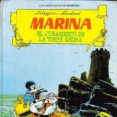 Tebeos: LAS AVENTURAS DE MARINA (TORAY) ORIGINAL 1984 Nº.1. Lote 26481094