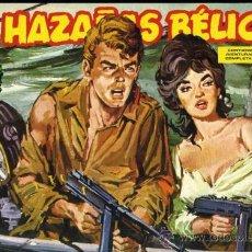 Tebeos: HAZAÑAS BÉLICAS - G4 EDICIONES - TOMO 1 (CUADERNILLOS 1, 2, 3 Y 4). Lote 25303252