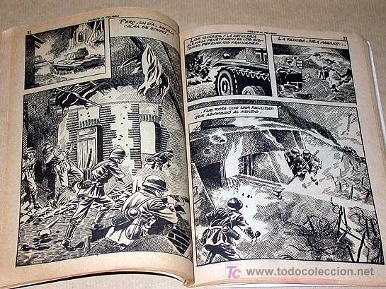 Tebeos: CITA CON NEPTUNO. BOIXCAR, OBRAS COMPLETAS Nº 47. HAZAÑAS BÉLICAS. TRES HISTORIAS COMPLETAS. TORAY + - Foto 2 - 25943179