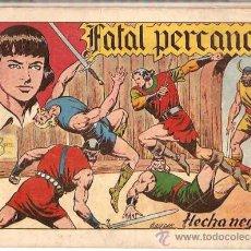 Tebeos: FLECHA NEGRA - ALBUM Nº 5 ORIGINAL. Lote 19082227