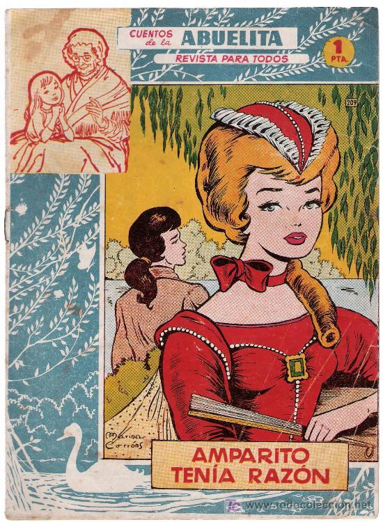 CUENTOS DE LA ABUELITA.TORAY. Nº 209 (Tebeos y Comics - Toray - Cuentos de la Abuelita)